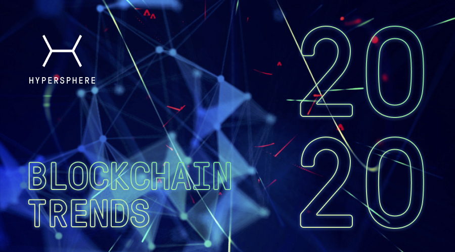 Three Major Trends of Blockchain In 2020