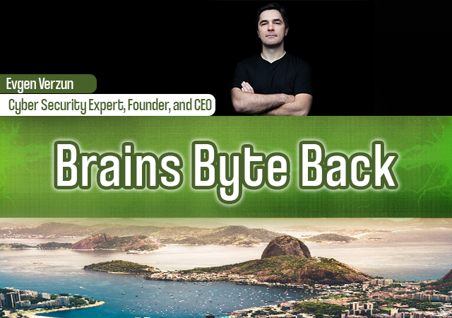 Mini-series on the most dangerous countries on the internet: Brazil with Evgen Verzun, Founder of HyperSphere.